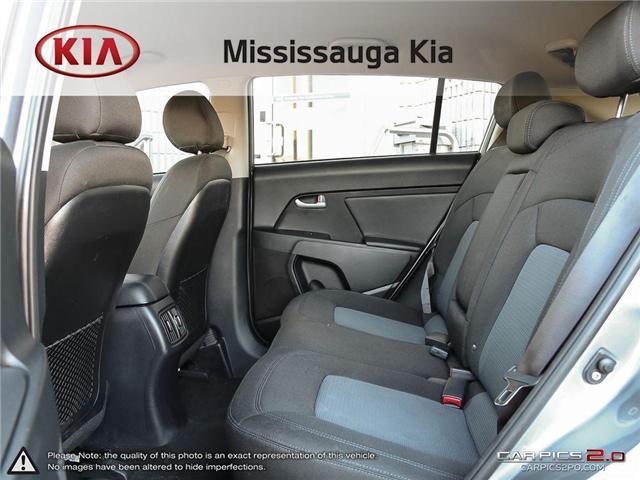 2016 Kia Sportage LX (Stk: 1277P) in Mississauga - Image 24 of 27