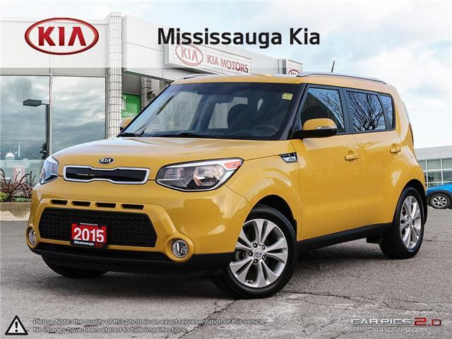 2015 Kia Soul EX (Stk: 6021P) in Mississauga - Image 1 of 27