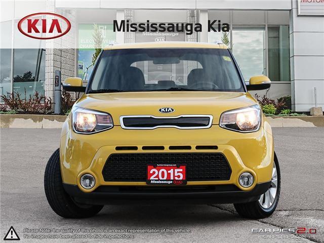 2015 Kia Soul EX (Stk: 6021P) in Mississauga - Image 2 of 27