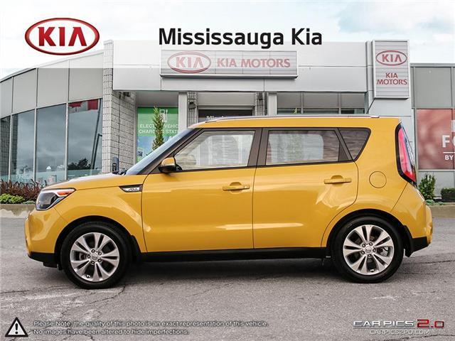 2015 Kia Soul EX (Stk: 6021P) in Mississauga - Image 3 of 27