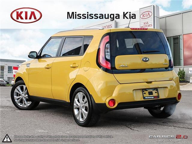 2015 Kia Soul EX (Stk: 6021P) in Mississauga - Image 4 of 27