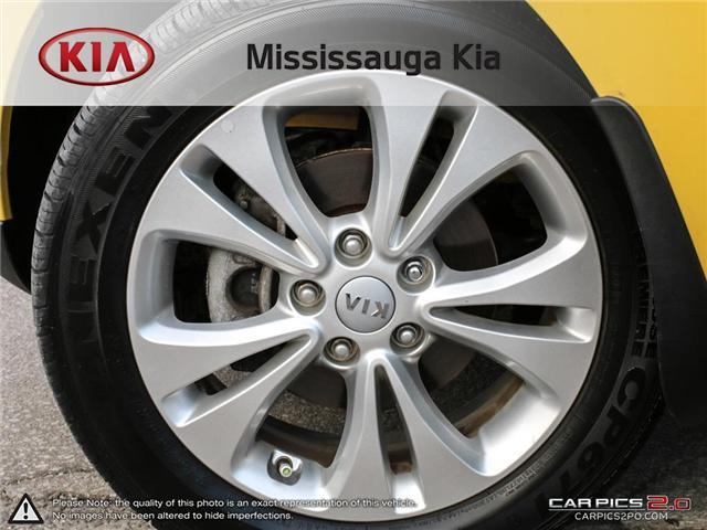 2015 Kia Soul EX (Stk: 6021P) in Mississauga - Image 6 of 27