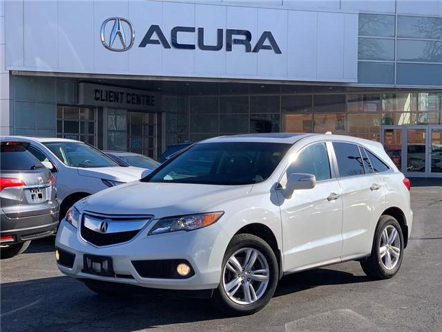 2015 Acura RDX Base (Stk: D381) in Burlington - Image 1 of 30
