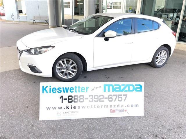 2015 Mazda Mazda3 GS (Stk: U3691) in Kitchener - Image 3 of 30