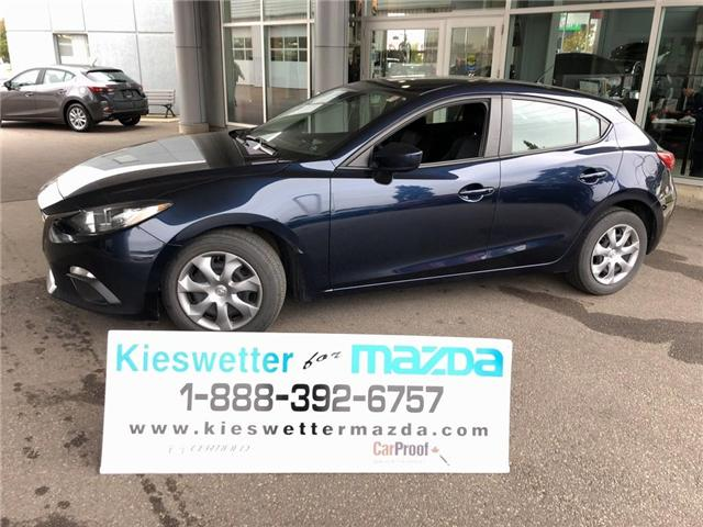 2015 Mazda Mazda3 GX (Stk: U3703) in Kitchener - Image 1 of 29