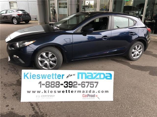 2015 Mazda Mazda3 GX (Stk: U3703) in Kitchener - Image 7 of 29