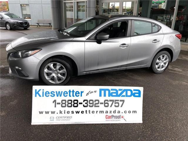2015 Mazda Mazda3 GX (Stk: U3715) in Kitchener - Image 3 of 24