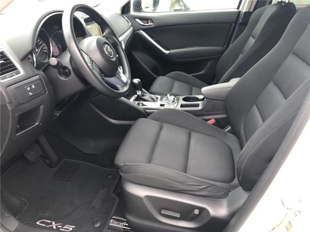 2016 Mazda CX-5 GS (Stk: U3738) in Kitchener - Image 11 of 22