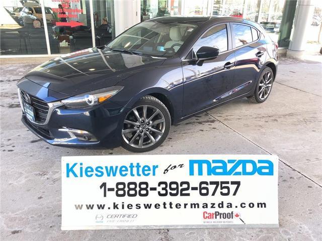 2018 Mazda Mazda3 GT (Stk: 35145*) in Kitchener - Image 1 of 30
