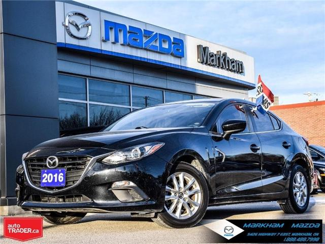 2016 Mazda Mazda3 GS (Stk: D181109A) in Markham - Image 1 of 28