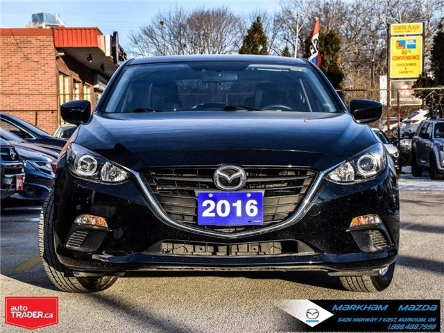 2016 Mazda Mazda3 GS (Stk: D181109A) in Markham - Image 2 of 28