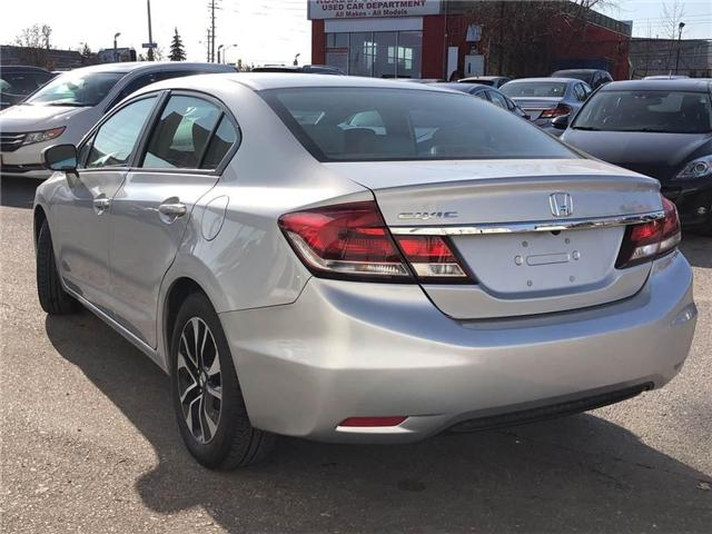 2015 Honda Civic EX (Stk: 56142A) in Scarborough - Image 2 of 22