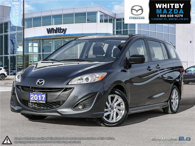 2017 Mazda 5 GS (Stk: 170600) in Whitby - Image 1 of 27