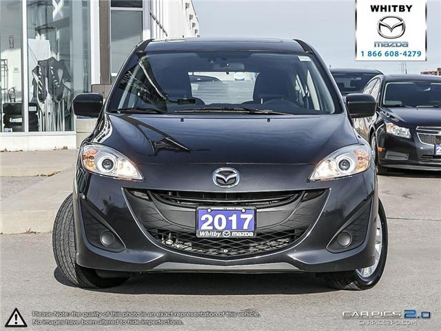 2017 Mazda Mazda5 GS (Stk: 170600) in Whitby - Image 2 of 27