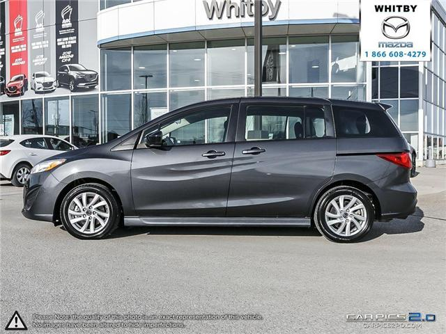 2017 Mazda 5 GS (Stk: 170600) in Whitby - Image 3 of 27