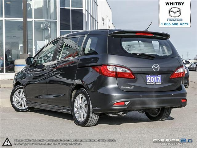2017 Mazda 5 GS (Stk: 170600) in Whitby - Image 4 of 27