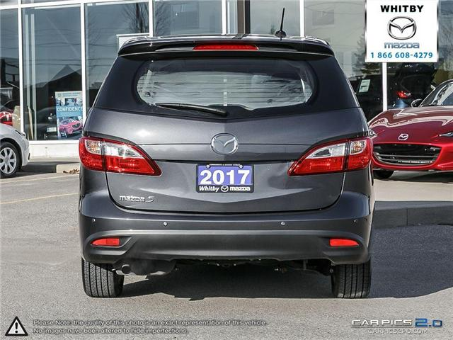 2017 Mazda Mazda5 GS (Stk: 170600) in Whitby - Image 5 of 27