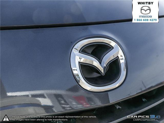2017 Mazda Mazda5 GS (Stk: 170600) in Whitby - Image 9 of 27