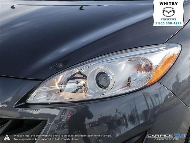 2017 Mazda 5 GS (Stk: 170600) in Whitby - Image 10 of 27