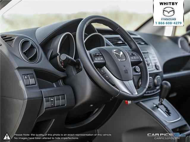 2017 Mazda Mazda5 GS (Stk: 170600) in Whitby - Image 13 of 27