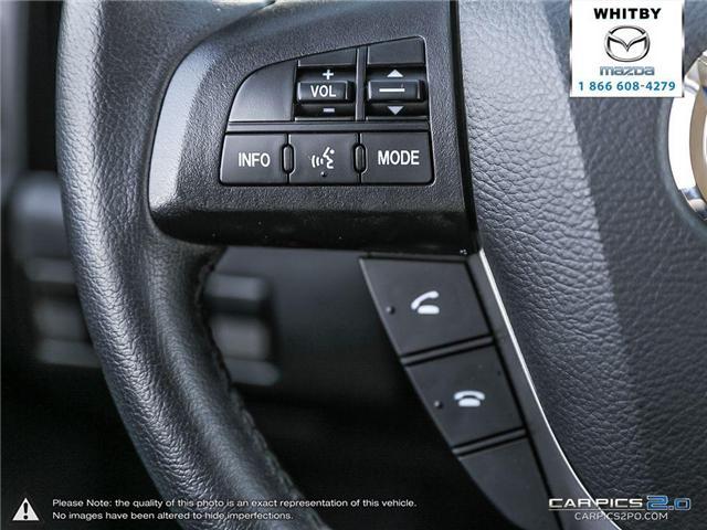 2017 Mazda Mazda5 GS (Stk: 170600) in Whitby - Image 18 of 27