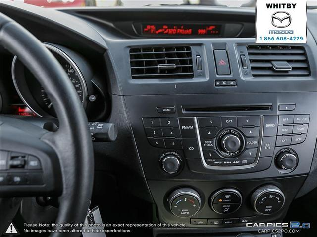 2017 Mazda Mazda5 GS (Stk: 170600) in Whitby - Image 19 of 27