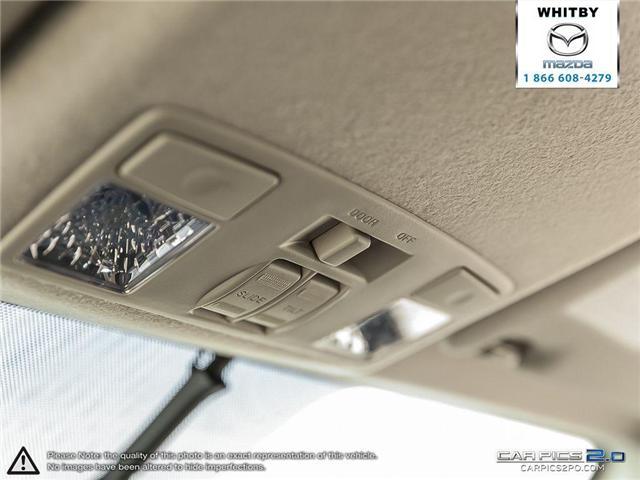 2017 Mazda Mazda5 GS (Stk: 170600) in Whitby - Image 21 of 27