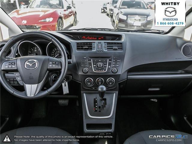 2017 Mazda Mazda5 GS (Stk: 170600) in Whitby - Image 24 of 27