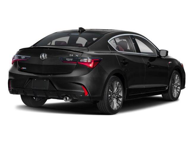 2019 Acura ILX Tech A-Spec (Stk: L12473) in Toronto - Image 3 of 9