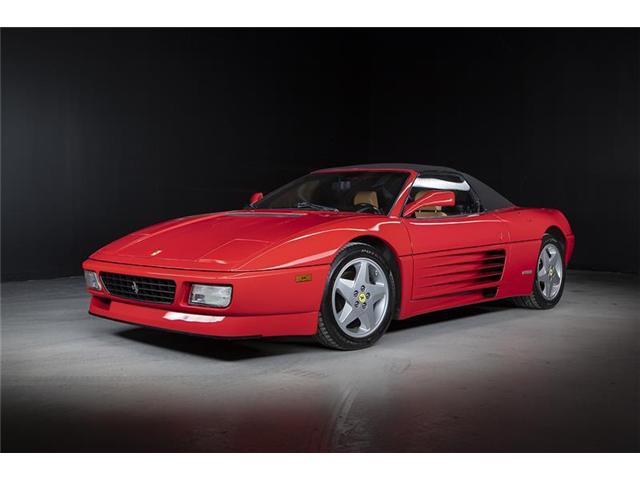 1995 Ferrari 348 Spider  (Stk: MU1860A) in Woodbridge - Image 2 of 17