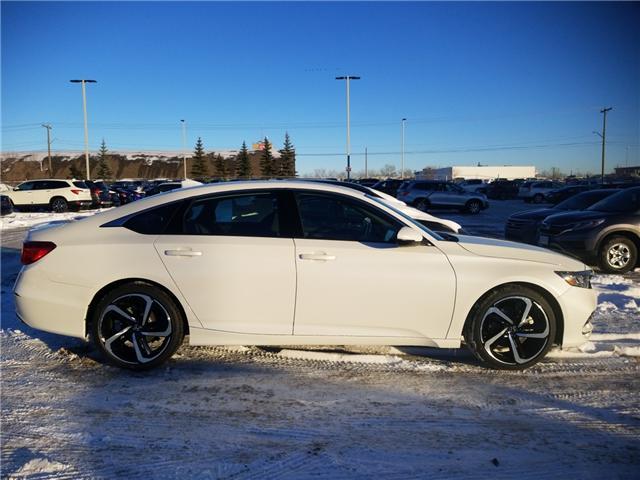 2018 Honda Accord Sport (Stk: 2180103) in Calgary - Image 2 of 9