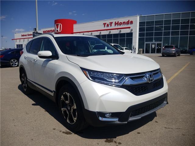 2018 Honda CR-V Touring (Stk: 2180135) in Calgary - Image 1 of 9