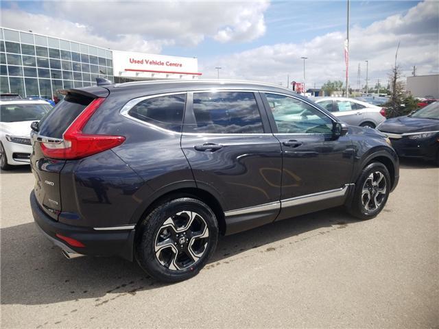 2018 Honda CR-V Touring (Stk: 2180137) in Calgary - Image 2 of 9