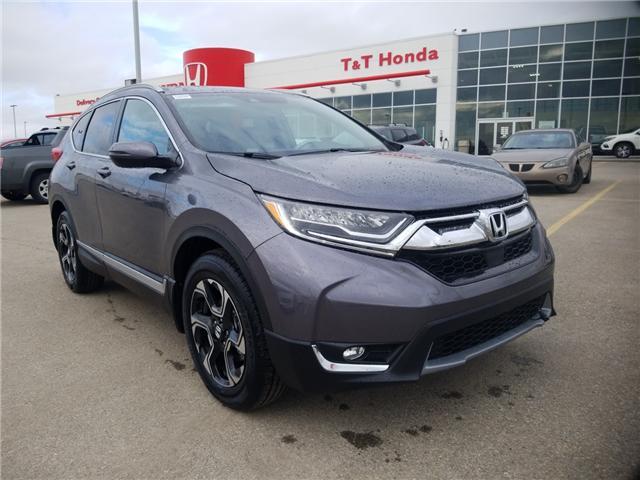 2018 Honda CR-V Touring (Stk: 2180194) in Calgary - Image 2 of 9