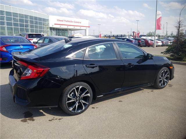 2018 Honda Civic Si (Stk: 2181016) in Calgary - Image 2 of 9