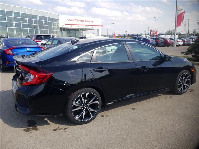 2018 Honda Civic Si (Stk: 2181015) in Calgary - Image 2 of 9