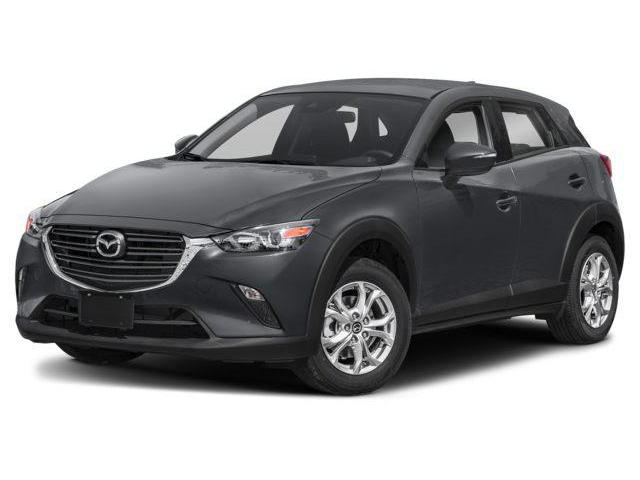 2019 Mazda CX-3 GS (Stk: 190681) in Burlington - Image 1 of 9