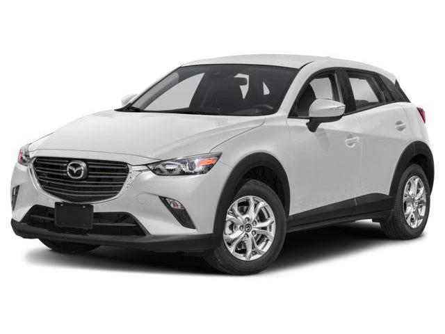 2019 Mazda CX-3 GS (Stk: 191823) in Burlington - Image 1 of 9