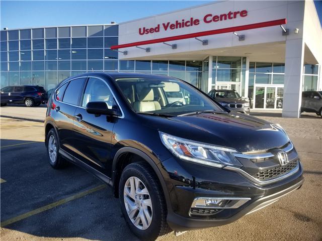 2015 Honda CR-V EX-L (Stk: 2190391A) in Calgary - Image 1 of 27