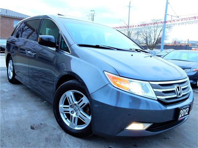 2012 Honda Odyssey Touring (Stk: 5FNRL5) in Kitchener - Image 1 of 25