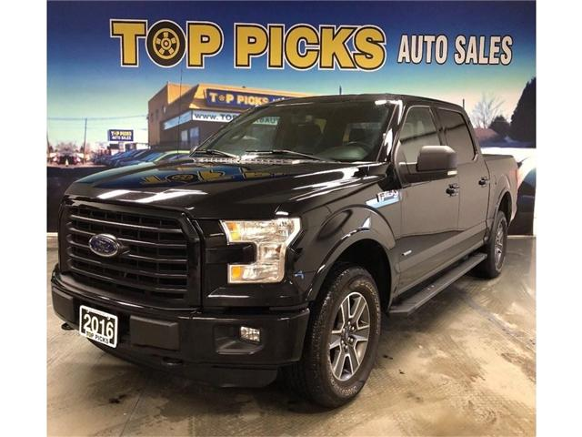 2016 Ford F-150 XLT Sport (Stk: 07150) in NORTH BAY - Image 1 of 26