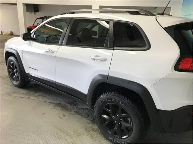 2017 Jeep Cherokee Trailhawk (Stk: 655021) in NORTH BAY - Image 4 of 30