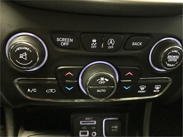 2017 Jeep Cherokee Trailhawk (Stk: 655021) in NORTH BAY - Image 23 of 30