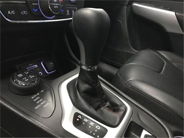 2017 Jeep Cherokee Trailhawk (Stk: 655021) in NORTH BAY - Image 26 of 30