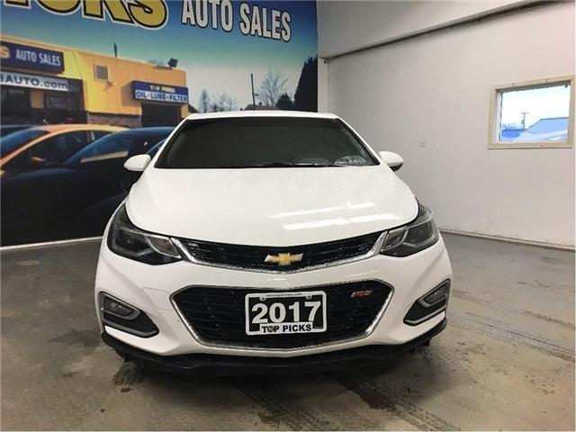 2017 Chevrolet Cruze LT Manual (Stk: 565360) in NORTH BAY - Image 2 of 30
