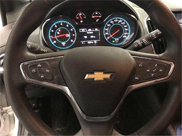 2017 Chevrolet Cruze LT Manual (Stk: 565360) in NORTH BAY - Image 10 of 30