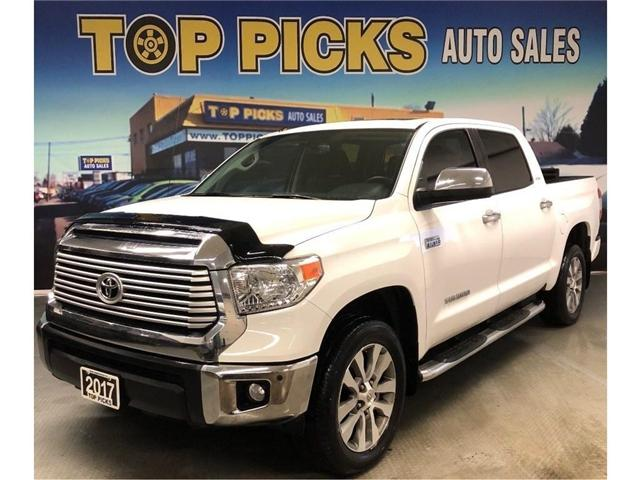 2017 Toyota Tundra Limited (Stk: 648469) in NORTH BAY - Image 1 of 29