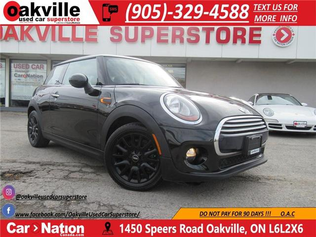 2015 MINI Cooper 3 Door LEATHER | PANOROOF | HEATED SEATS | BLUETOOTH (Stk: P11477) in Oakville - Image 1 of 25