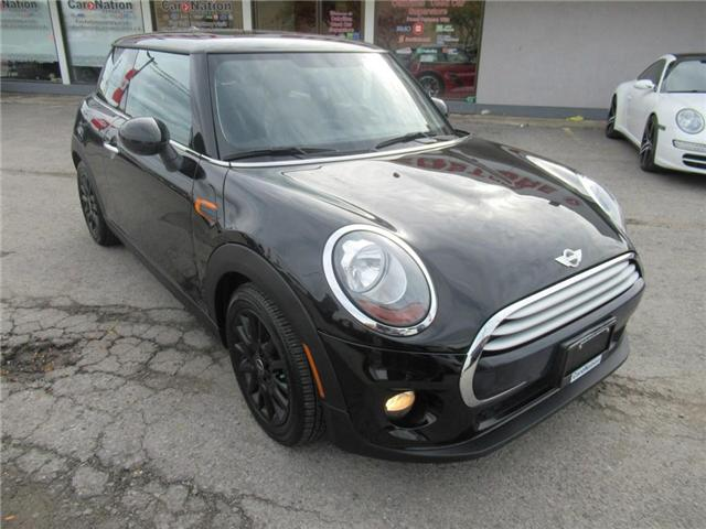 2015 MINI Cooper 3 Door LEATHER | PANOROOF | HEATED SEATS | BLUETOOTH (Stk: P11477) in Oakville - Image 2 of 25