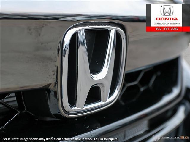 2019 Honda Accord Sport 2.0T (Stk: 19419) in Cambridge - Image 9 of 24